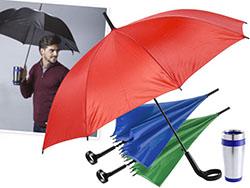 Automatisch te openen paraplu cavalier
