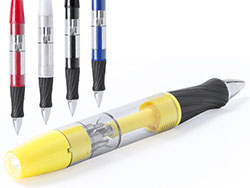 Multitool pen, 1 led, 5 accessoires