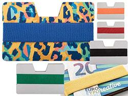 Hdf houten creditcardportemonnee