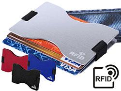 Rfid blocking creditcardhouder raglan