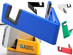 Opvouwbare tablet en mobiele telefoonhouder