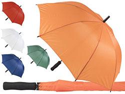 Automatisch, windproof paraplu met 8 panelen