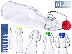 Glazen fles 260 ml