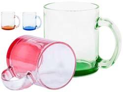 Glazen mok 350 ml