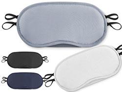 Slaapmasker in 190t polyester
