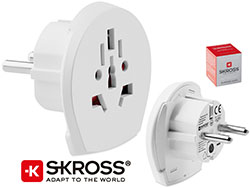 Skross reisadapter