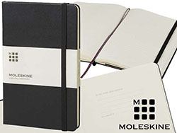 Moleskine classic hard cover pocket gelinieerd