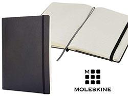Moleskine classic soft cover xl gelijnd