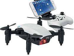 Opvouwbare drone