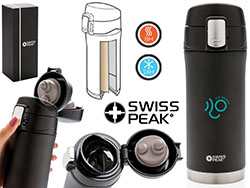 Swiss peak elite copper vacuum lekvrije mok