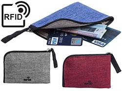 Portemonnee kaarthouder met rfid bescherming