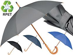 23,5 inch paraplu rpet