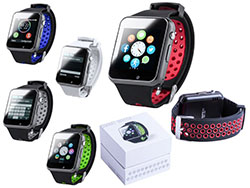 Smart watch bluetooth® ledd