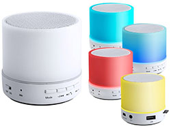 Bluetooth® speaker mop