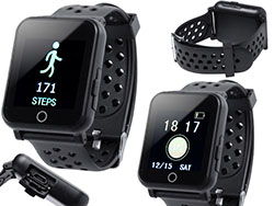 Smart watch bluetooth® ked