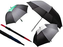 Automatische windbestendige paraplu