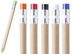 Pen van gerecycleerd karton