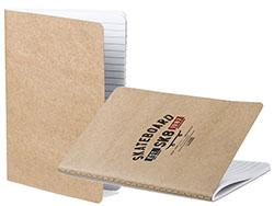 Notitieboekje gerecycleerd karton