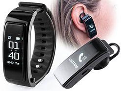 Bluetooth® smartwatch, 0.96 inch lcd scherm
