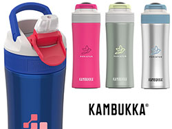 Kambukka® lagoon insulated 400 ml drinkfles