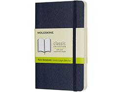 Moleskine classic pk soft cover notitieboek effen