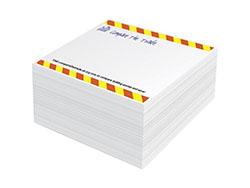 Block-mate® 1c klein memoblok 100x100