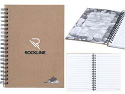 Steenpapier notitieboekje