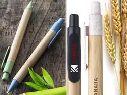 Bamboe-tarwestro pen