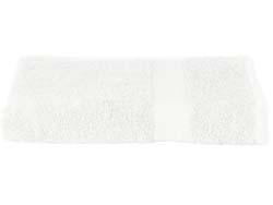 Solaine deluxe handdoek wit