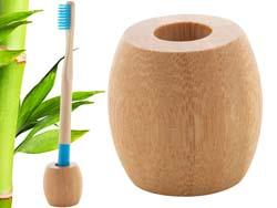 Bamboe tandenborstelhouder dentarius