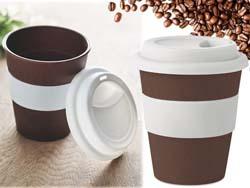 Drinkbeker van koffie/pp brazil