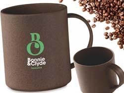Mok van koffie/pp brazil | Harogifts