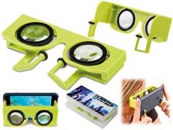 Oculars virtual reality bril