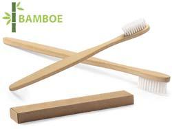 Bamboe tandenborstel lencix