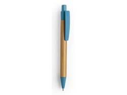 Pen van bamboe en tarwestro sydor