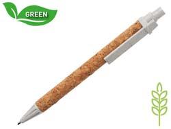 Pen van kurk en tarwestro pevex
