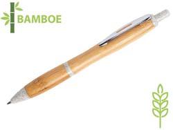 Pen patrok van bamboe en tarwestro