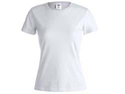 Dames t-shirt katoen 150 gr maten s-xxl