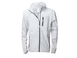 Bodywarmer softshell-polyester-fleece maten: s-xxl