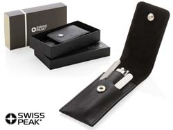 Swiss peak 3-delige manicureset