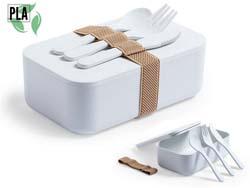 Lunchbox composteerbaar molkas