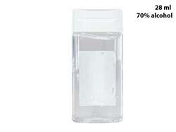 Antibacteriële reinigingsgel 70 % alco