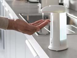 Automatische dispenser whidy