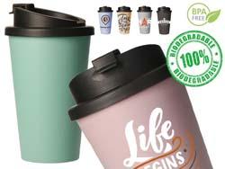 Eco coffee mug premium deluxe 350 ml thermosbeker